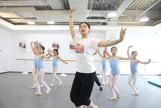 舞蹈艺考集训攻略