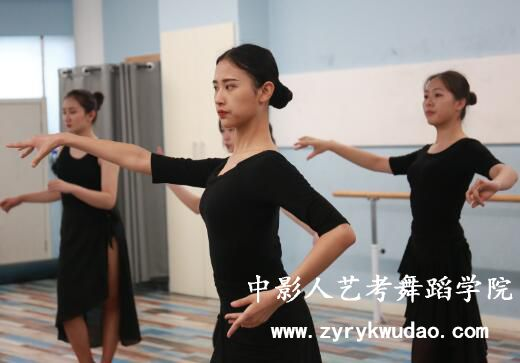 中影人舞蹈培训
