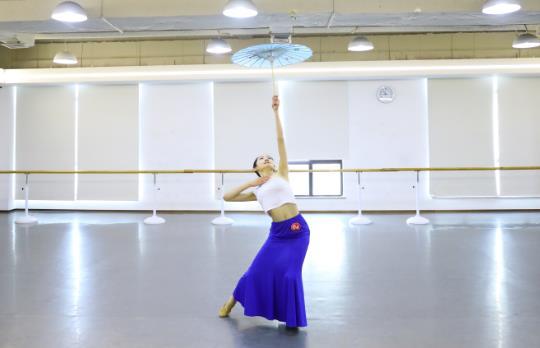 舞蹈培训攻略